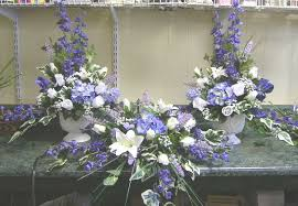 church flower arrangements beautiful silk flower arrangements church wedding