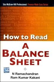 how to read a balance sheet 1st edition buy how to read a
