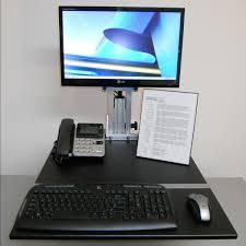 Standing Desk Kangaroo Kangaroo Junior By Ergodesktop Ergocanada Detailed