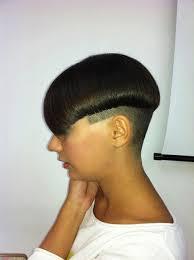 cute short cuts with hair shaved women medium haircut
