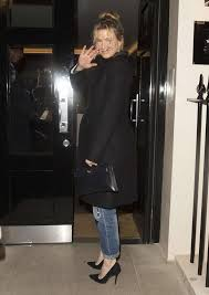 renee zellweger at the haymarket hotel in london
