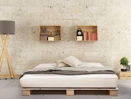 Betten Schlafzimmer Amazon Paletti Massivholzbett Holzbett Palettenbett Bett Aus Paletten 90
