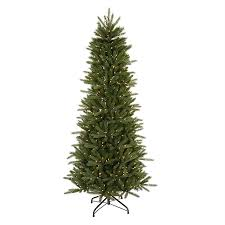 shop northlight 7 ft 6 in pre lit slim artificial tree