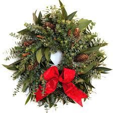 pine cone wreath cinnamon pine cone wreath creekside farms