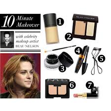 best makeup kits for makeup artists 10 minute makeover with makeup artist beau nelson polyvore