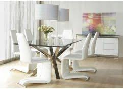 the 25 best stainless steel dining table ideas on pinterest
