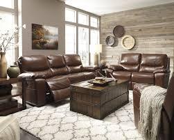 Power Reclining Sofa And Loveseat Sets Penache Saddle Reclining Sofa