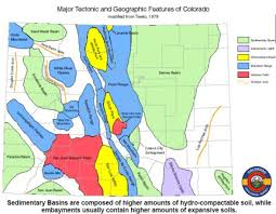soil map colorado soil conditions how they affect littleton