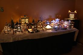 Lighted Outdoor Christmas Displays by Christmas Lights Enchanting Outdoor Christmas Lights Snowfall