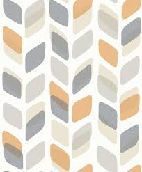 pwdr rm geometric trail orange wallpaper by albany client