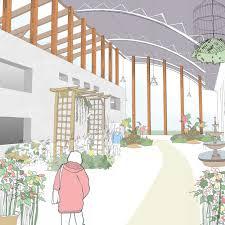 indoor garden for dementia sufferers in skegness demensia