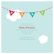 baby shower invitations sample baby shower invitations cute baby