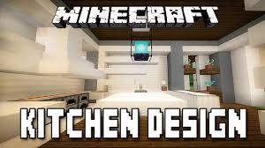 minecraft interior design kitchen minecraft tutorial modern kitchen design how to build a modern