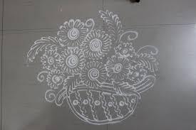 quick and easy freehand rangoli designs daily rangoli design