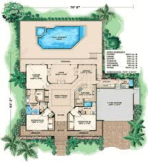 2 Car Garage Dimensions by Olde Florida Style 66055gw Architectural Designs House Plans