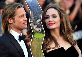Angelina Jolie Mansion by 5 Former Power Couples And Their Mansions Celebrity Homes On