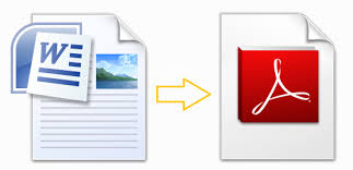 Word To Pdf Word To Pdf Or Xps Conversion Ahmed Elharouny