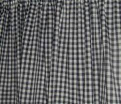 Black Gingham Curtains 9 Best Black White Gingham Curtains Images On