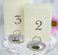 Wedding Table Cards Create A Better Seating Arrangement With Table Card Holders We