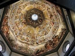 cupola santa fiore brunelleschi la cupola di santa fiore da vasari a zuccari