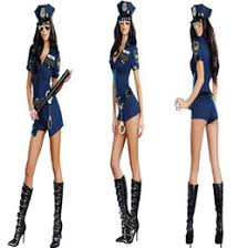 Police Woman Halloween Costume Discount Police Woman Costume 2017 Police Woman Costume