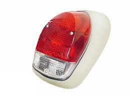 tail light lens assembly vw red white tail light assembly 111945096r