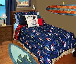 Surfing Bedding Sets Tropical Comforter Comforters Tropical