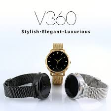 v360 smart watch for apple iphone huawei android ios smartwatch