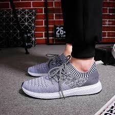 light shoes for mens men shoes men casual shoes breathable lace up flats fashion light