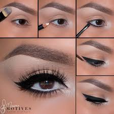 simple cat eye makeup dramatic cat eye tutorial with optional