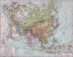 Map If Asia by Asia Historical Map Of Asia 1890
