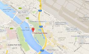 Metro Station In Dubai Map by Park Hyatt Dubai Review Running With Miles