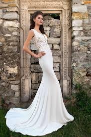 wedding dress raisa wedding dress raisa mermaid shape stretch fabric and lace