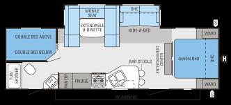 outback travel trailer floor plans trailer floor plans lovely flagstaff v lite travel trailers floor