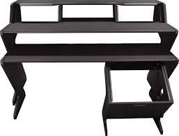 omnirax presto 4 studio desk ultimate support nucleus z navigator fully expanded nucleus z desk