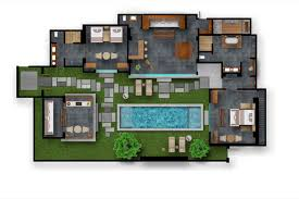 nizuc resort and spa presidential suite villa