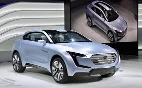 subaru viziv geneva 2013 subaru viziv concept is a diesel hybrid crossover
