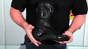 mx motorcycle boots alpinestars s mx 4 waterproof motorcycle boots youtube