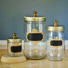 labels for kitchen canisters best chalkboard canisters products on wanelo