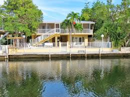 real estate in the florida keys all canal front homes on