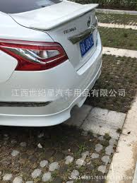 nissan juke yellow spoiler online buy wholesale nissan teana rear spoiler from china nissan