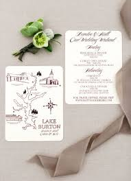 Wedding Invitations With Pictures The 25 Best Wedding Invitations With Maps Ideas On Pinterest
