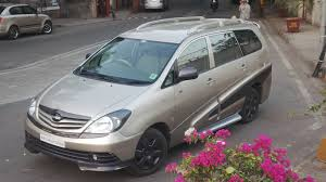 toyota car models and prices 2011 dc modified toyota innova for sale mumbai preferred cars