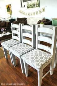 Recovering Dining Chairs How To Recover Dining Room Chairs Tutorial How To Recover Dining