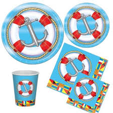 nautical party supplies nautical party at lewis party supplies plastic