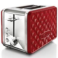 Sunbeam 4 Slice Toaster Review Bella Diamonds Collection 2 Slice Toaster Kt 3332 Review