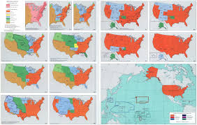 Map If Us Fourteen Maps Of The United States Territorial Growth 1775 1970