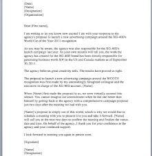 sample proposal letter u2013 smart letters