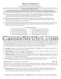 director of operations resume wellsuited director of operations resume looking exle