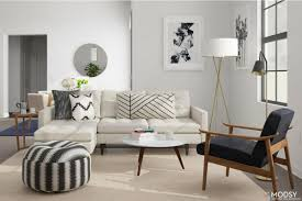 Living Room Without Coffee Table by Living Room Archives Modsy Blog